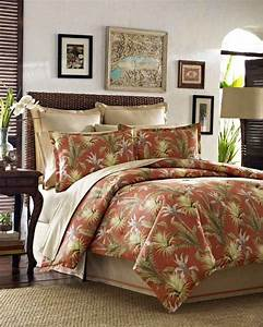 4 pc tommy bahama catalina king comforter set tropical With discount tommy bahama bedding