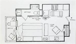 5, Ways, To, Lay, Out, A, Studio, Apartment
