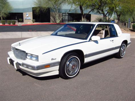 1989 Cadillac Eldorado  Information And Photos Momentcar