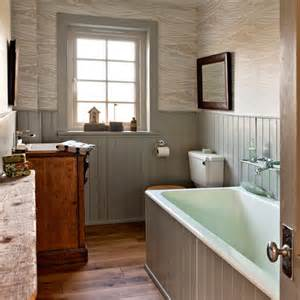 bathroom paneling ideas traditional bathroom pictures house to home