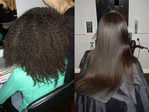 How Much Does It Cost To Permanently Straighten Hair In