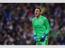 Real Madrid What's Wrong With Keylor Navas?