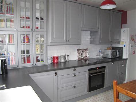 meuble de cuisine repeindre des meubles de cuisine rustique nouvelles