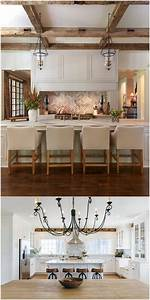 10, amazing, rustic, kitchen, decor, ideas