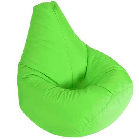 large highback lime green bean bag chair seat gaming