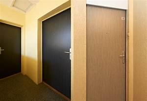 Porte Palière 3 Points : porte pali re d 39 appartement coupe feu komilfo dijon ~ Melissatoandfro.com Idées de Décoration