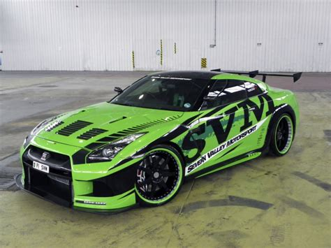 nissan gtr r35 tuning gt r nismo nissan r35 tuning supercar coupe japan cars