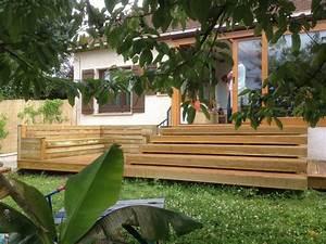 Prix Bois Terrasse Classe 4 : terrasse bois douglas classe 4 diverses ~ Premium-room.com Idées de Décoration