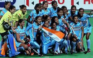 Indian women's hockey team bags 2016 Rio Olympic berth ...