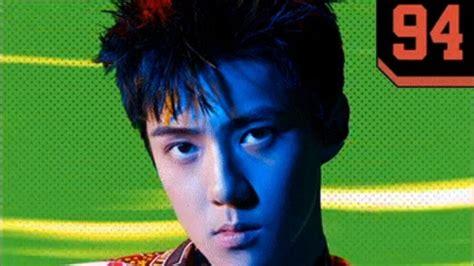 exo drops quirky power gif teasers  kai  sehun