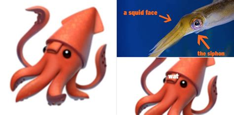 scientific community   tentacles  apples upside