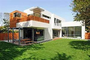 Natural Simple Design Of The Exterior Design For Houses Uk
