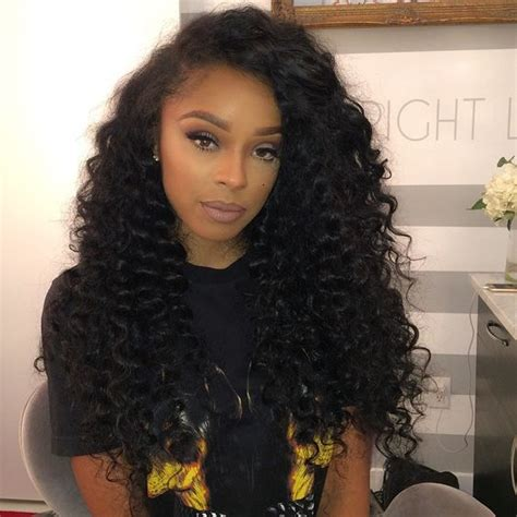 Curly Hairstyles Sew In by Chic And Versatile Sew In Styles You Should Definitely Try