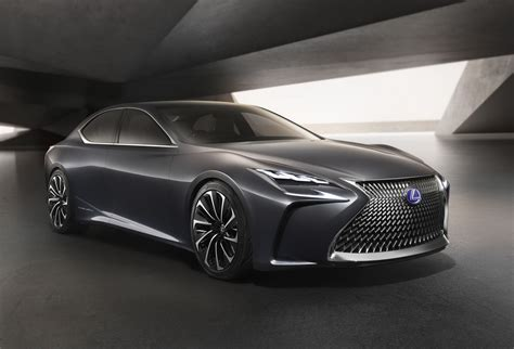 lexus luxury all new lexus ls luxury sedan said to arrive in early 2017