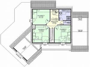plan extension maison interesting rnovation plan de With plan de maison moderne 6 plan extension cabinet kine hugo le ray architecte