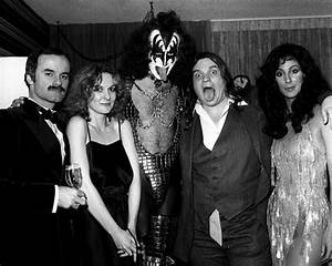 Gene Simmons, Meatloaf & Cher | Rock My World | Pinterest ...