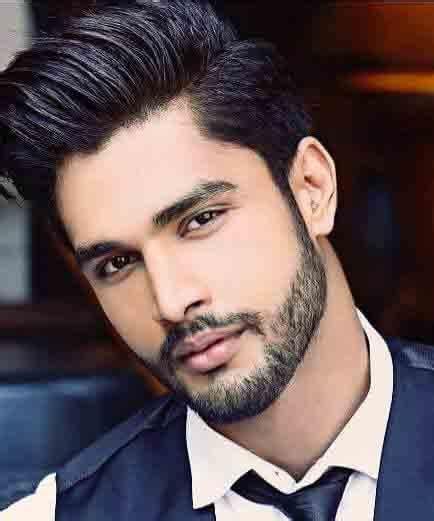 rohit khandelwal  hair eyebrows moustache  beard