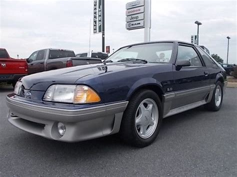 1993 ford mustang gt for buy used 1993 ford mustang gt only 28 460 in