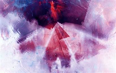 Abstract Pyramid Inverse Wallpapers 4k 5k Blur