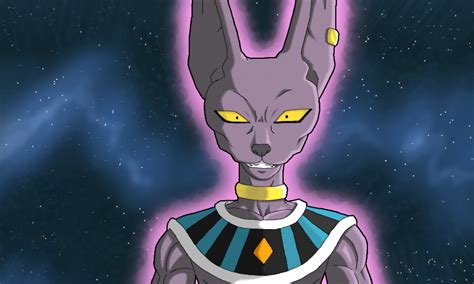 Colors Live - Lord Beerus by -Immortal Avenger-