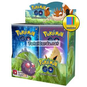 pokemon card booster box tar