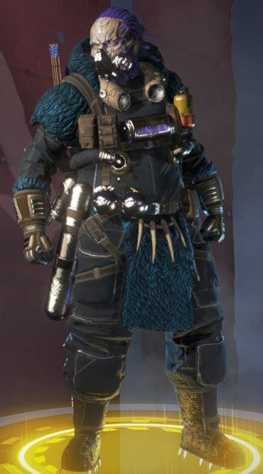 caustic legendary apex legends skins