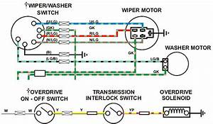 Corvette Wiper Switch Wiring Diagram