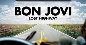BON JOVI FRENCH COLLECTION: LOST HIGHWAY - CD Album ...