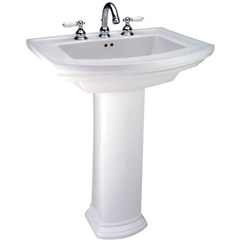 menards mansfield pedestal sink mansfield barrett sink in powder room new build