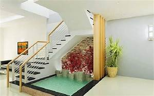 Under The Stairs Decoration Ideas With Plants - 1001