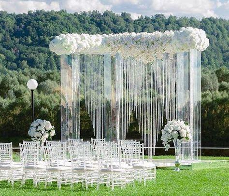acrylic wedding chuppah gazebo for ceremonies for sale in