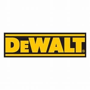 DeWalt logo vector in (EPS, AI, CDR) free download