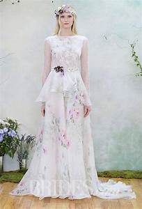 multi colored wedding gowns with tons of personality With multi colored wedding dresses