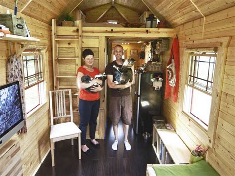 Tiny Häuser Im Fichtelgebirge by Wonen In Een Tiny House Op Wielen De Ultieme Vrijheid