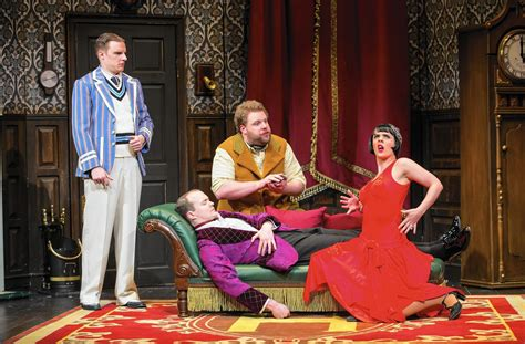 Review: 'Play That Goes Wrong' gets it right by going ...
