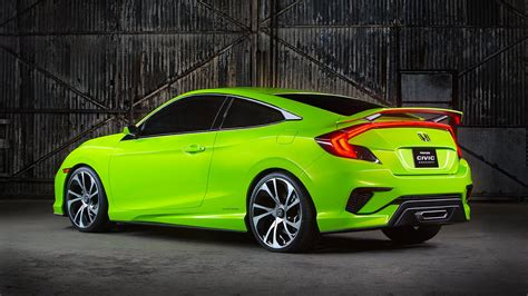 2016 Allnew Honda Civic To Dominate The European Market