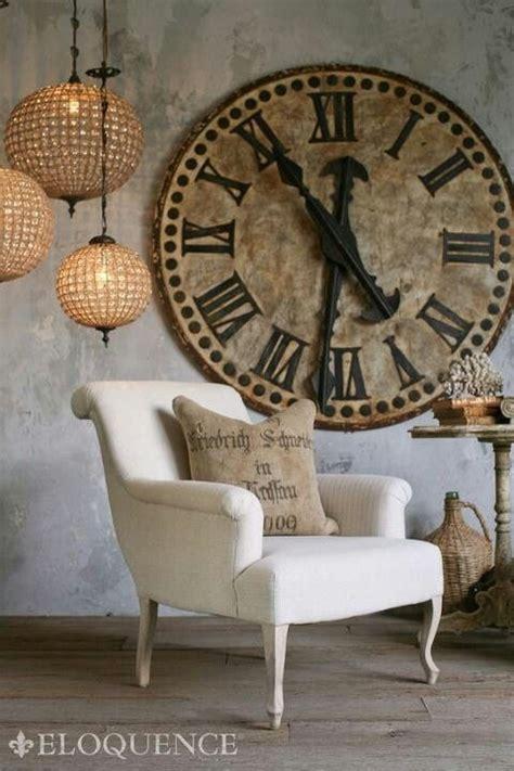 ideas  large wall clocks  pinterest big