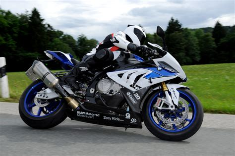 Bmw Announces Us Motorcycle Prices, Ditches The Hp4 And