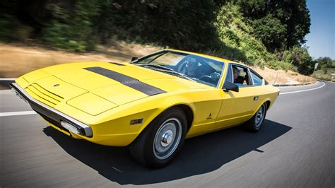 1975 Maserati Khamsin - Jay Leno's Garage - YouTube