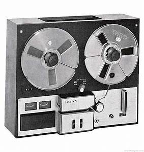 Sony Tc-350 - Manual - Stereo Tape Deck