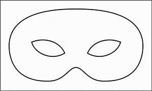 10 Printable Mask Templates Adults - SampleTemplatess ...