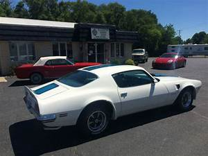 1972 Pontiac Trans Am 2 Door Hard Top Coupe