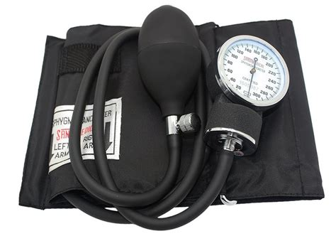 Santamedical Manual Aneroid Sphygmomanometer