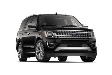 2018 Ford® Expedition Platinum Suv  Model Highlights