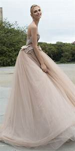 inbal dror 2016 wedding dresses wedding inspirasi With colored wedding dresses 2016