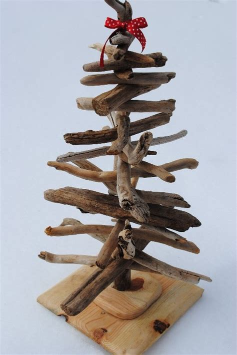 awesome driftwood christmas trees