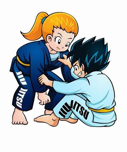 Martial Arts Jitsu Jiu Brazilian Judo Clipart