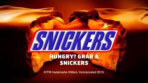 Snickers advertisement - YouTube