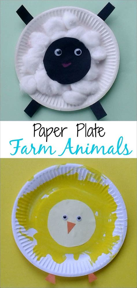 25 best ideas about farm animal crafts on 558 | 5254766b89417c3bb4a1a04c7ac1ff09