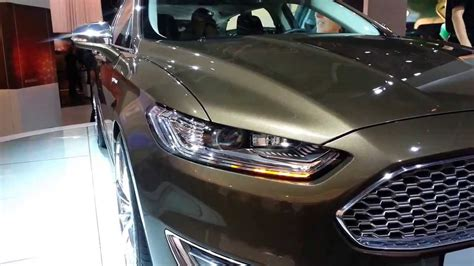ford mondeo 2014 led headl